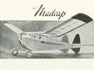 Madcap by V Smeed - cabin model Parts Set