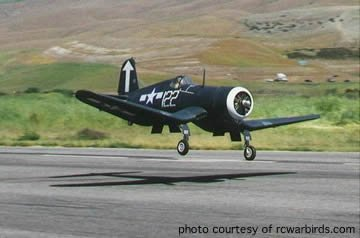 F4U Corsair by Meister - Parts Set
