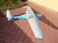 Komar 1:4 scale flight