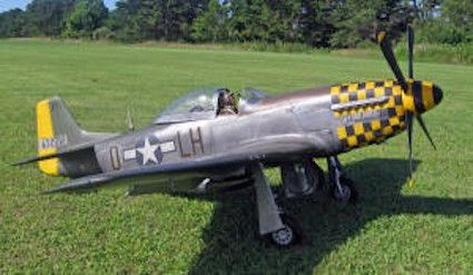 P-51 Mustang D or B variants Parts Set by Ziroli