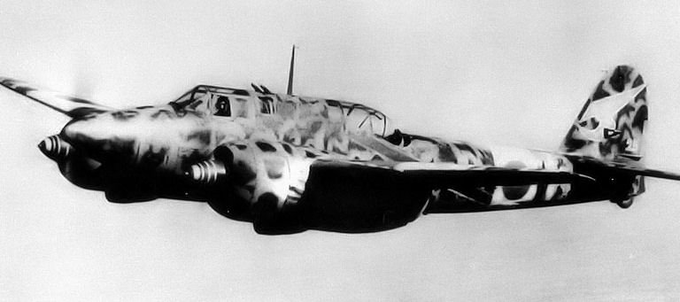 Plan set for Kawasaki Ki-45