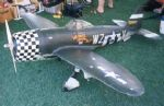 P47 Thunderbolt - Ziroli - 70 inch Parts Set