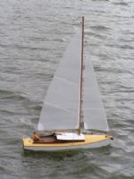 Starlet Yacht by Vic Smeed - Parts Set