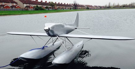 Supermarine S6B Parts Set
